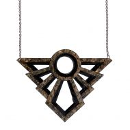 Modernist Motif Necklace