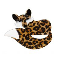 Faustine Fox Brooch