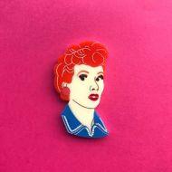 Lucy '19 brooch