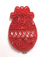 Easter Egg lace decoration/wall hanging/display