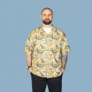 Men's casual shirt Seaside, Beach, Holiday, Vacation