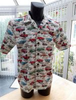 MG vintage car men's casual shirt