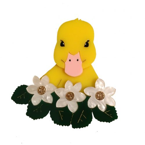 Daisy the Duckling