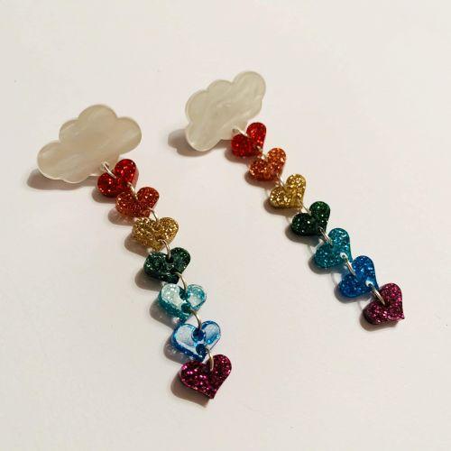 Loving Sparkle earrings