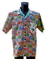 Scrapper Shirt No 25